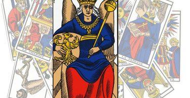 tarot l'impératrice